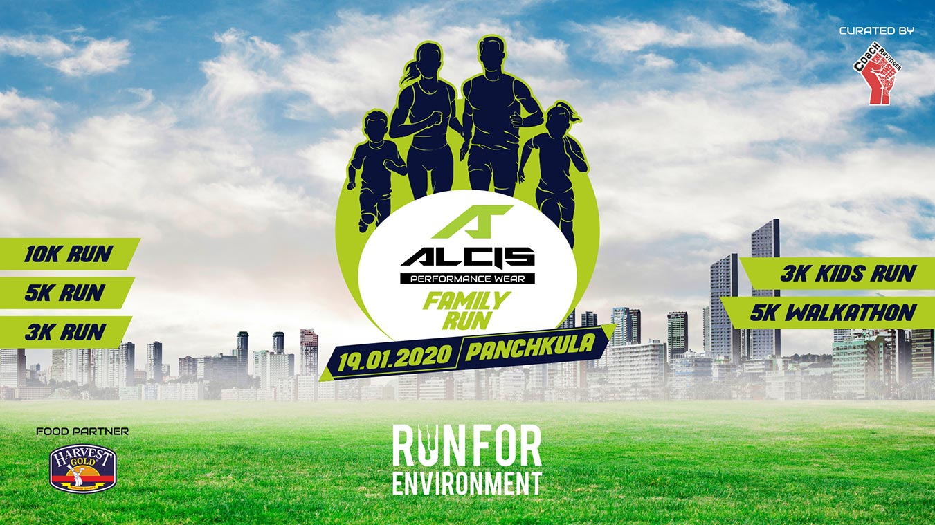 Family Run in Panchkula Chandigarh