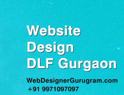 Website Design DLF The Aralias Gurgaon