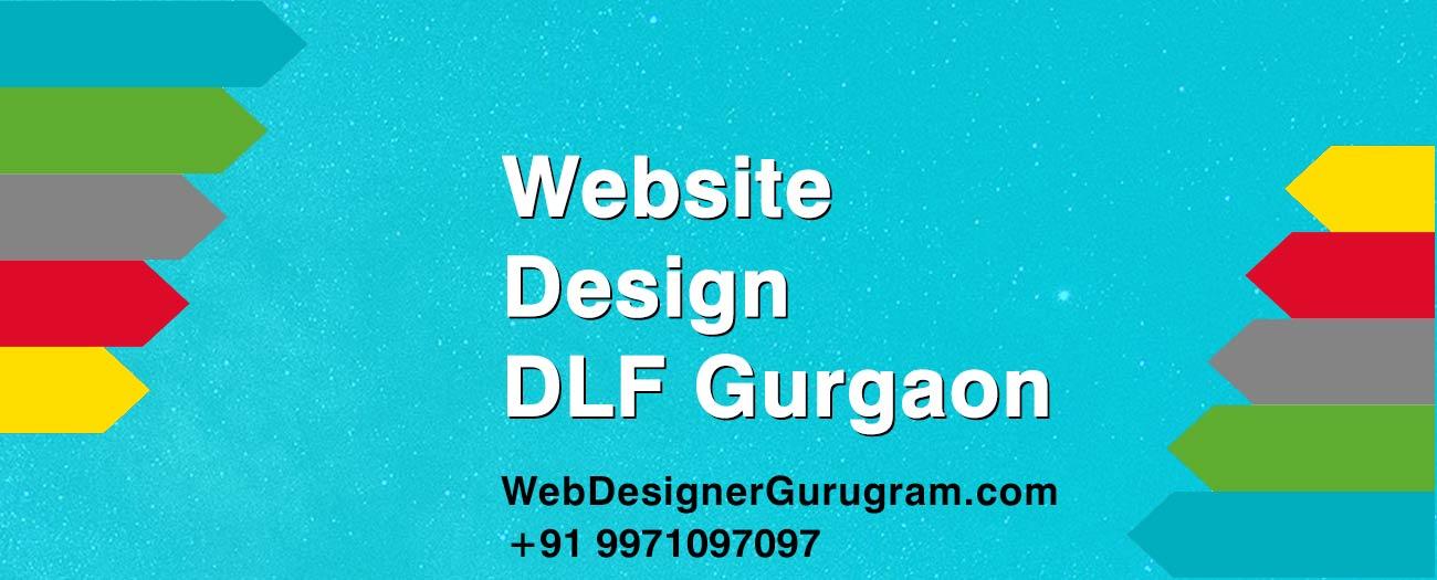 Website Design DLF The Aralias Gurgaon