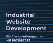 Industrial Website Design Gurgaon